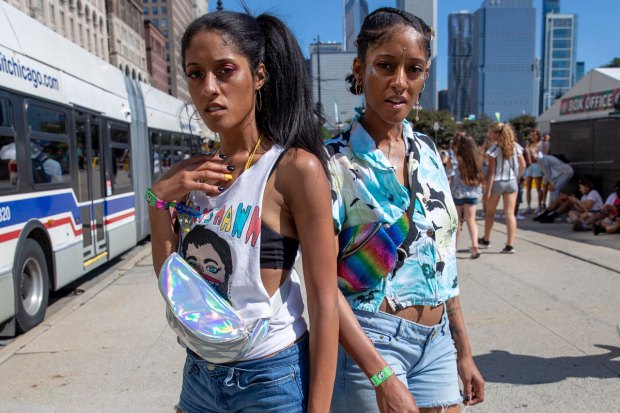 Lollapalooza 2019: Festival Style