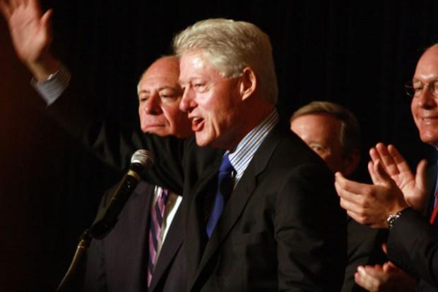 PHOTOS: Clinton Rallies Chicago Democrats