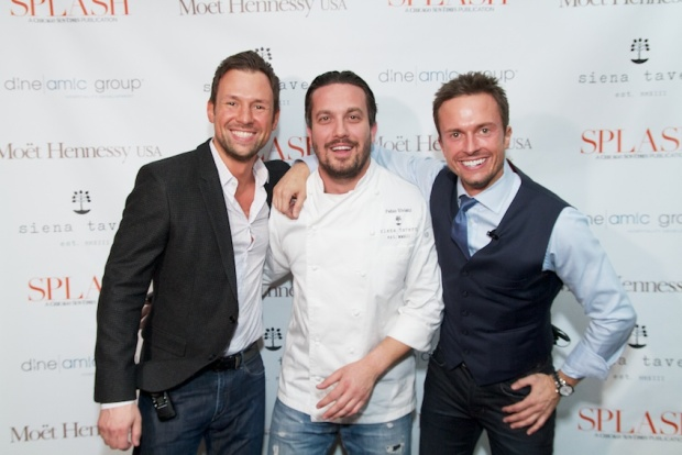 [CHI] Just One Drink: Chef Fabio Viviani