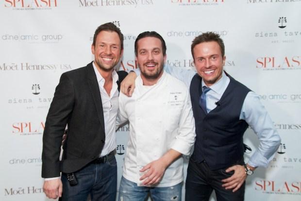 [CHI] Just One Drink: Chef Fabio Viviani
