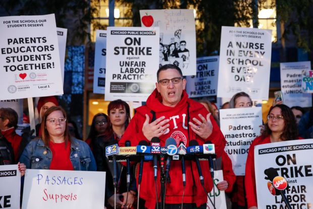 City of Chicago Gives Final Offer to CTU