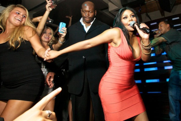 PHOTOS: Lil' Kim Does Enclave