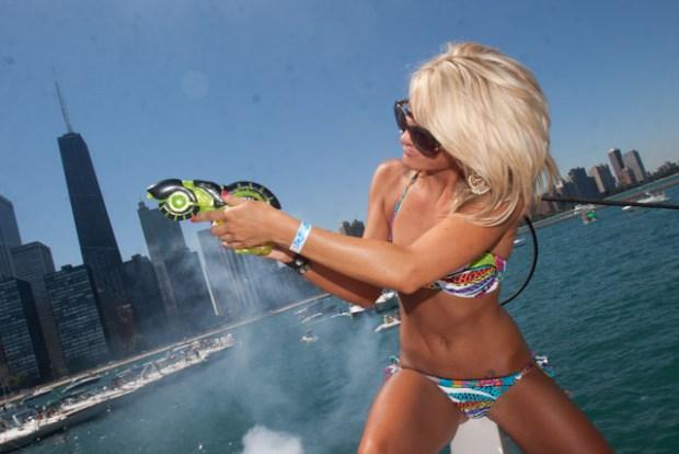 The Non-Chicago Scene Boat Party