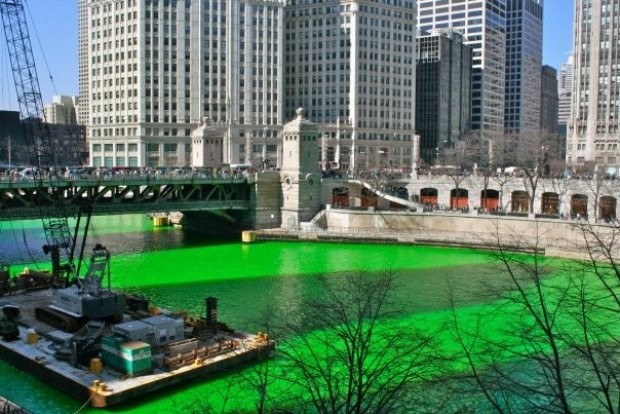 Getting Your Chi-Rish On!