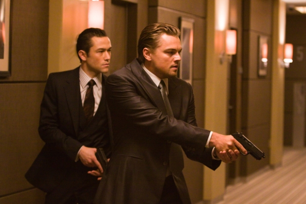 """Inception"" Stills Continue to Find Their Way Online"