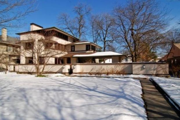 Frank Lloyd Wright Designed Home for $1.38M