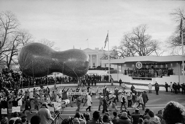 [NATL] Inaugurations Through the Years