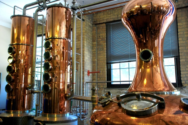 PHOTOS: Inside Koval Distillery