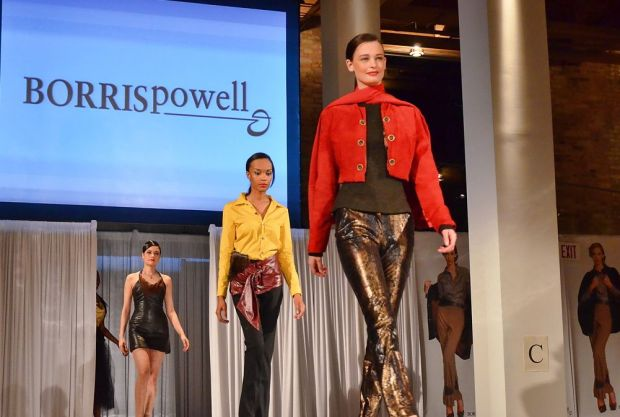 Borris Powell's Fall/Winter 2012 Collection