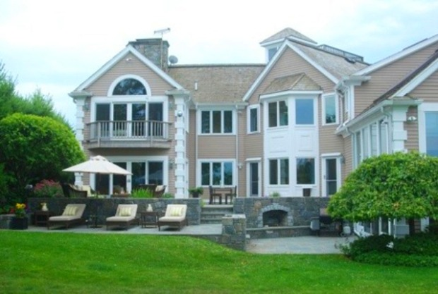 Open House: $3.9 Million Waterfront Colonial