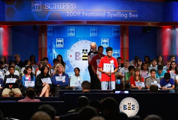 Scripps National Spelling Bee Photos