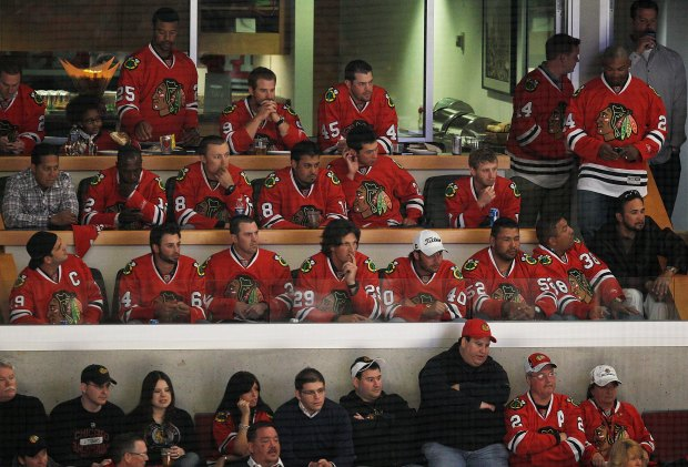 [CHI] Predators Stymie Blackhawks Fans Seeking Tickets