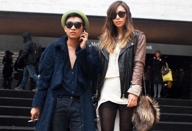 Chicago Street Style in New York