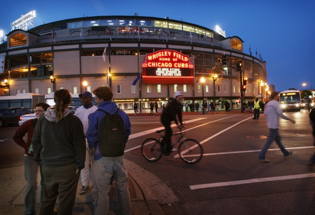 [CHI] Not Everyone a Fan of Cubs' Street Festival Plan