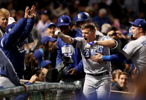 Top Sports: LA Dodgers Book Their Ticket to World Series