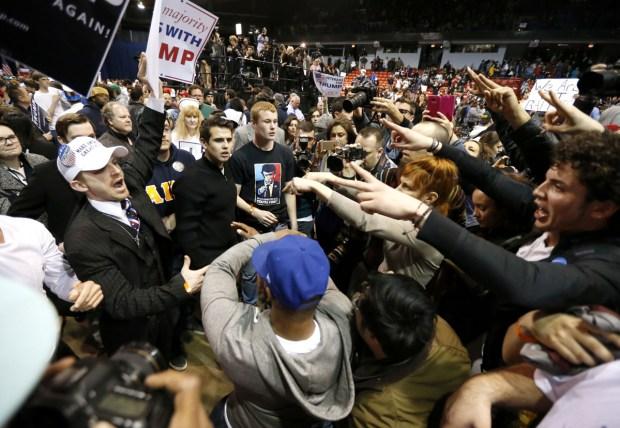 [NATL-CHI] Trump, Sanders, Cruz Visit Chicago Area