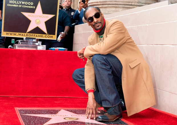 [UPDATED 11/19/18] Stars Honored on Hollywood Walk of Fame in 2018