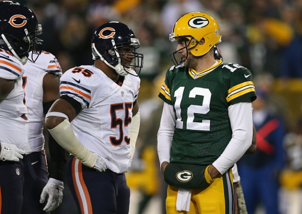 Game Photos: Bears vs Packers