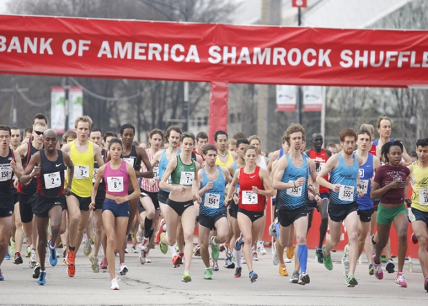 Shamrock Shuffle by the Numbers