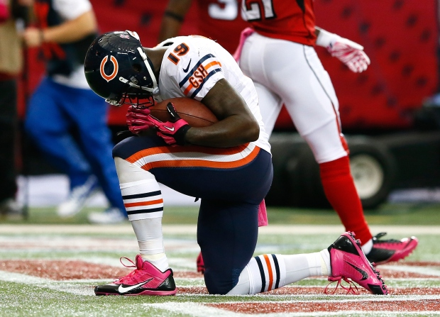 Game Photos: Bears vs. Falcons