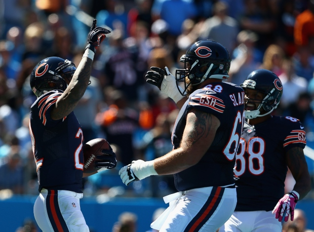 Game Photos: Bears vs. Panthers
