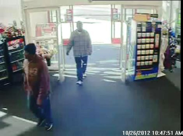 Surveillance Images: CVS Robberies