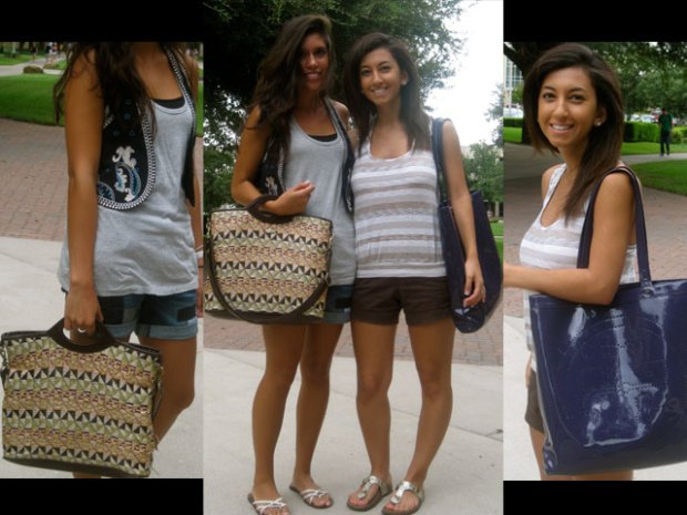Back-To-College: First-Week Fashion