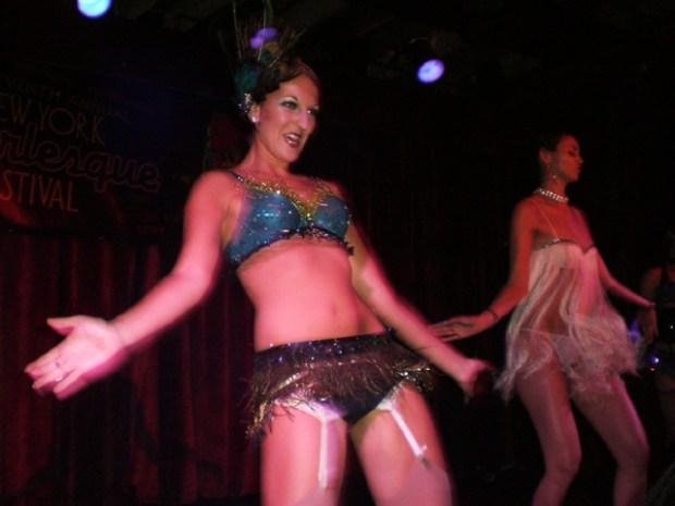 Pretty Tease: NY Burlesque Fest