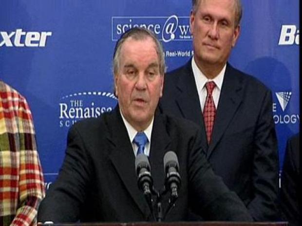 [CHI] Mayor Daley Comments On Proposed Gay High School