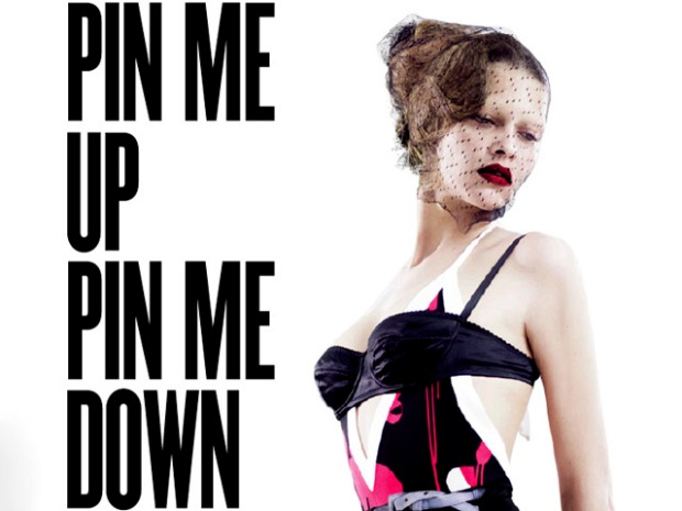 [NATL] Take a Peek at Miranda Kerr's Sizzling Pin Up Photo Shoot