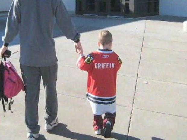 [CHI] Blackhawks Help Grant Dying Boy His Final Wish
