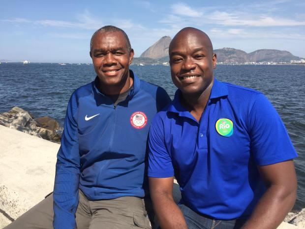 Siafa Lewis' Rio Olympics Photo Diary