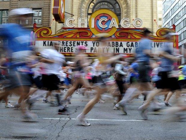 PHOTOS: 2010 Chicago Marathon