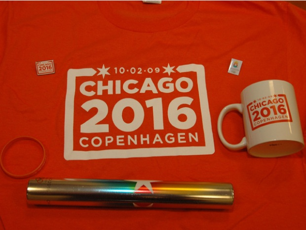 Chicago 2016: It's in the (Swag) Bag