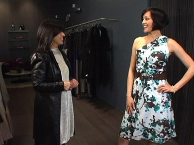[LXTVN] Spring Fashion Tips from Maria Pinto