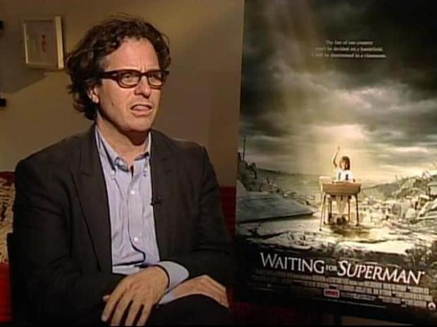 "[CHI] Director Details Impetus Behind ""Waiting for Superman"""