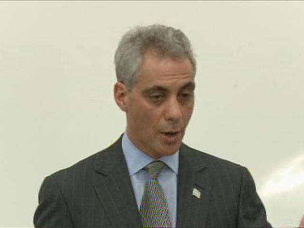 [CHI] Emanuel Vows to Cut $75 Million from Daley's Final Budget