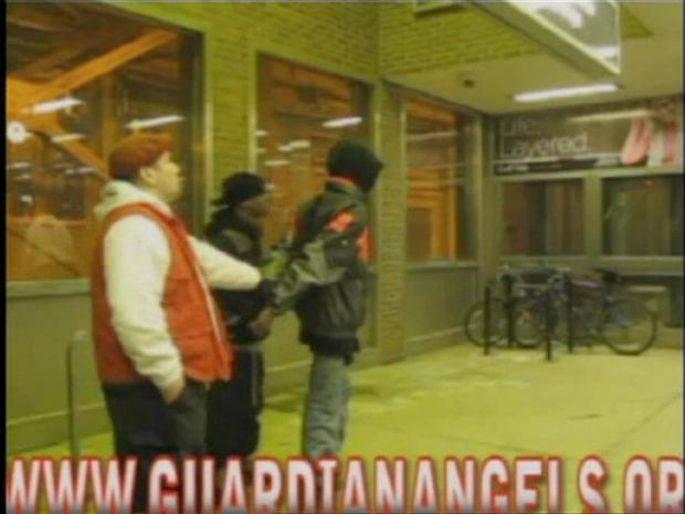 [CHI] Guardian Angels Make Citizen's Arrest at Belmont Red Line Stop