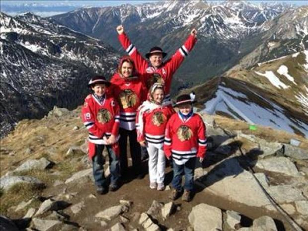 Your Blackhawks Fan Photos