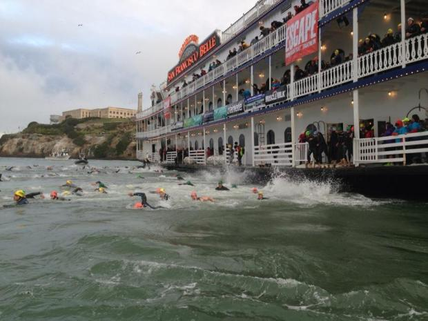 Escape From Alcatraz Triathlon