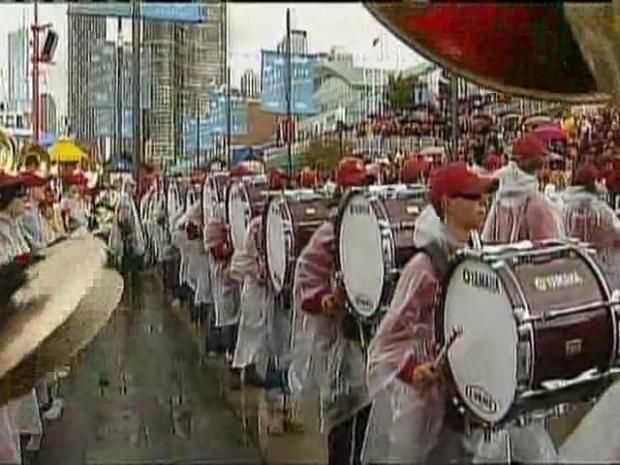 [CHI] USC Marching Band Invades Chicago Again