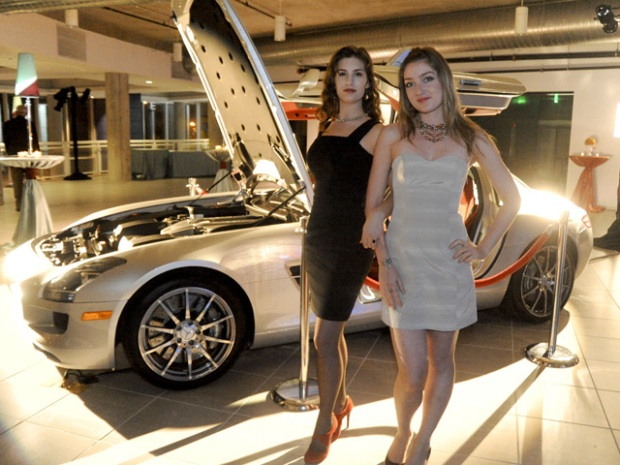 About Last Night: Models, Mags and Mercedes