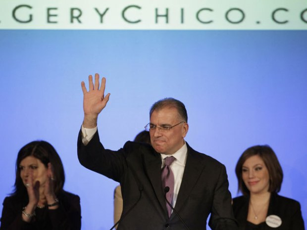 [CHI] Chico Pledges His Full Support to Mayor-Elect Emanuel