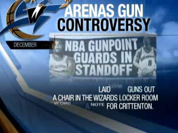 [DC] Arenas Charged In Gun Probe