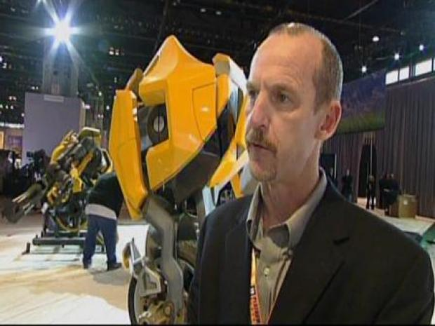 [CHI] Flashback: Transformers Make Stop at 2010 Chicago Auto Show
