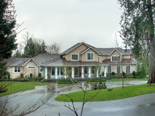 Seattle Home of NBA Star For Sale