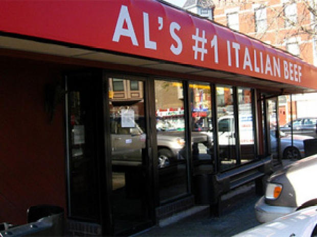[CHI] Al's Beef is the Best in Chicago