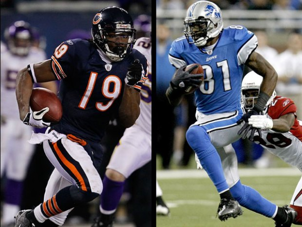 Key Matchups: Bears vs. Lions