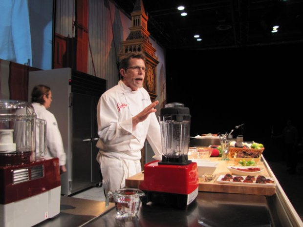 Rick Bayless at the National Restaurant Association Show