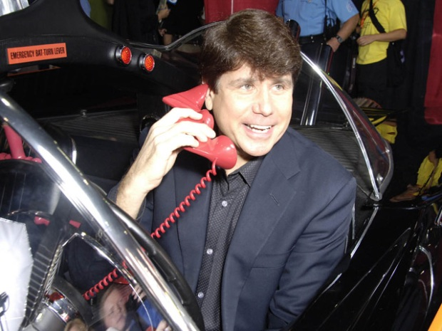 PHOTOS: Blago Does Comic Con
